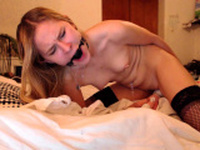 Layla loves anal sex after double penetration with sex toys