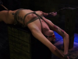 Bdsm bound public gangbang Engine issues out in the
