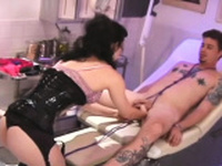 Astonishing cutie is sex-toy her wet cave