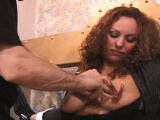 Dissolute maiden likes masturbating almost every day