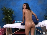 Hot-tempered young minx Tia Cyrus getting fucked